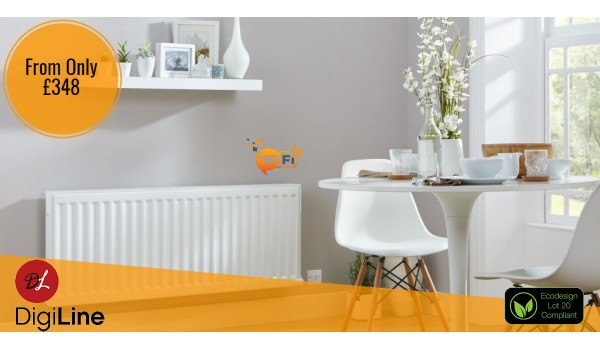Electric Radiators Buy Online With Free Delivery