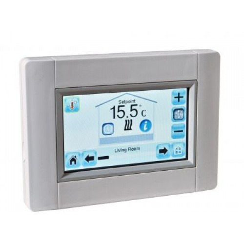 Digi-Line touchscreen control with Wifi gateway Touch E3